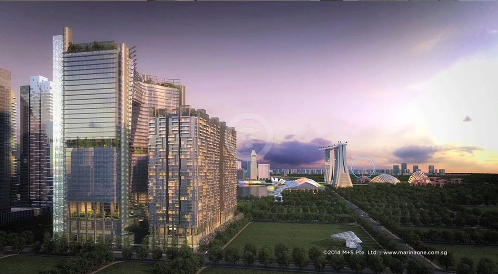 Read more about the article Marina One Residences