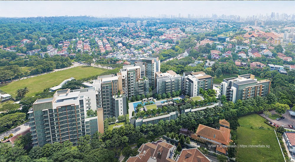 Fourth Avenue Residences @ 4th Ave Bt Timah