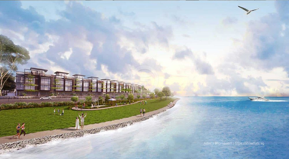 Watercove | 80 Seafront Strata Landed