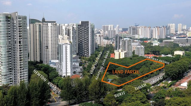 Chip Eng Seng bids $418.8 million for Kampong Java site