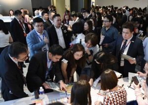 276 units sold during preview launch for Avenue South Residence