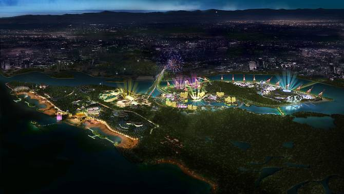 Sentosa Brani walkway expected to be completed in 2022