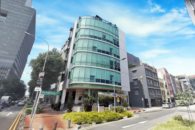 Read more about the article Six-storey commercial buildings in South Bridge Road on market