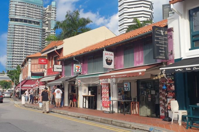 Read more about the article Shophouses on Baghdad Street, Telok Ayer area up for sale