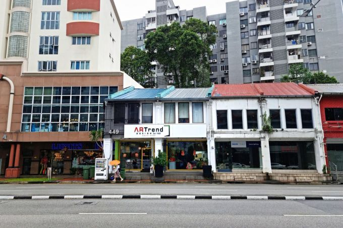 You are currently viewing Shophouses on Amoy Street, Balestier Road for sale