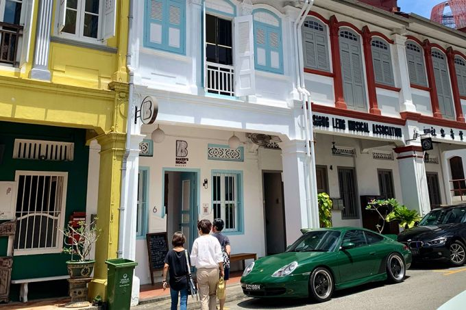 Read more about the article Bukit Pasoh shophouse up for sale with S$10.5m guide price