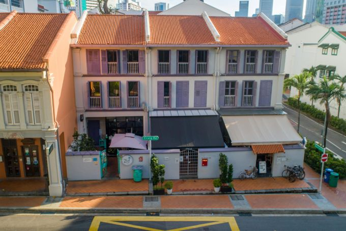 You are currently viewing Singapore shophouse market stays on hot streak with three new sales