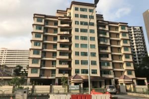 Read more about the article Fortune Park near Kovan MRT station up for collective sale