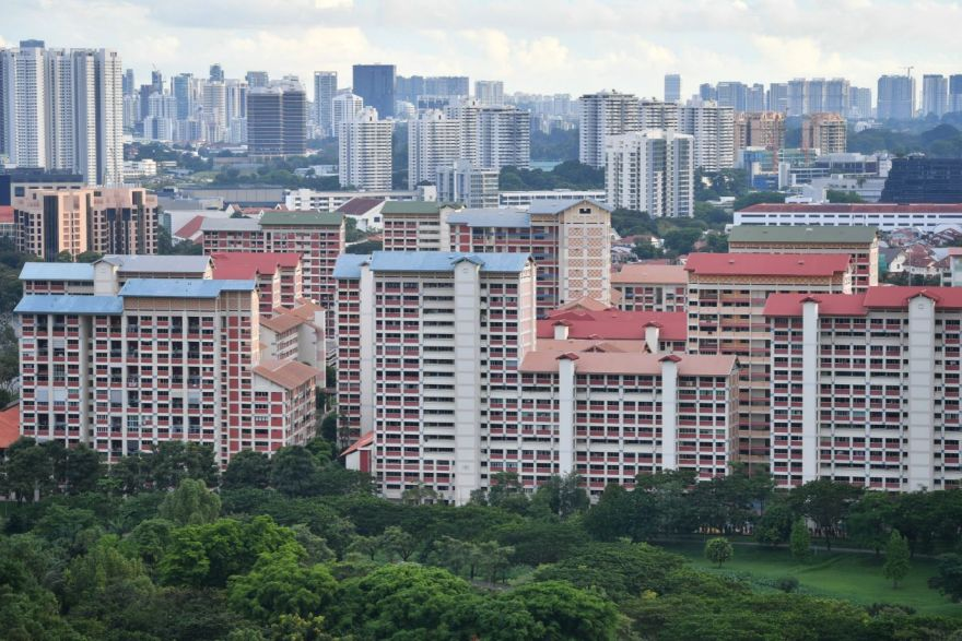 Read more about the article Nearly 3,900 BTO flats launched in four estates