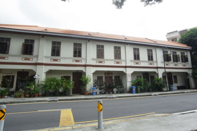 Read more about the article Conservation shophouses in Joo Chiat on sale