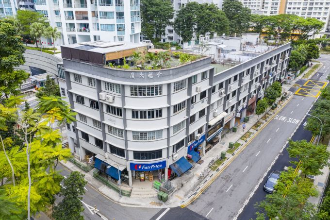 Read more about the article Kai Fook Mansion in Tiong Bahru launched for collective sale at S$123m