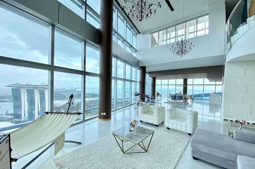 Read more about the article Marina Bay view could be priciest real estate
