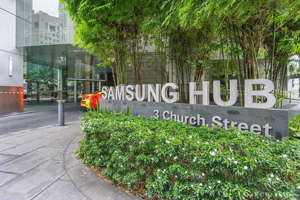 Read more about the article Samsung Hub's level 9 sells at record S$4,050 psf