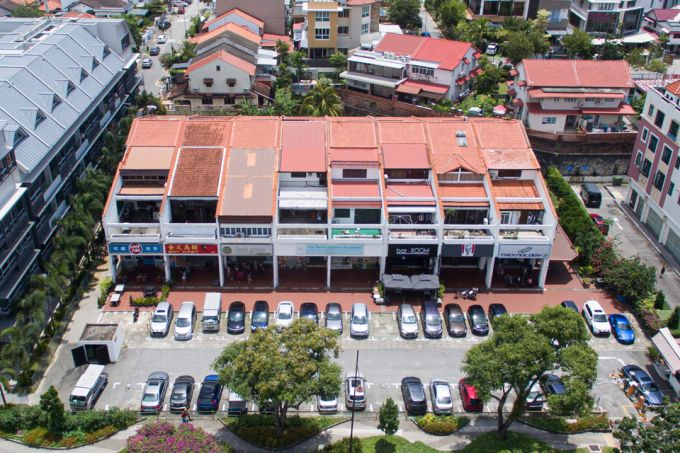 Read more about the article Siglap Shopping Centre relaunched for collective sale; price unchanged at S$120m