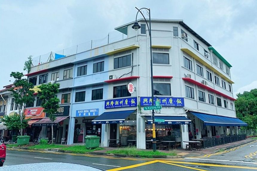 Read more about the article Tanjong Katong shophouse for sale at $8.8m base price