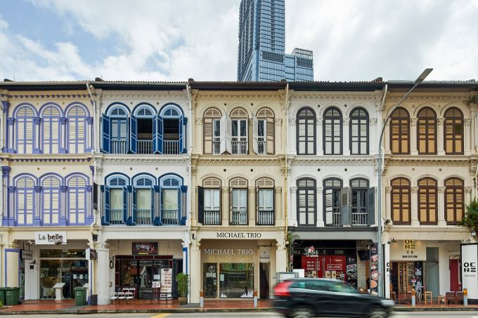 You are currently viewing Conservation shophouses at Tanjong Pagar, Outram Park up for sale