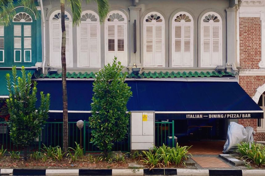 Read more about the article 2 Tanjong Pagar shophouses up for sale