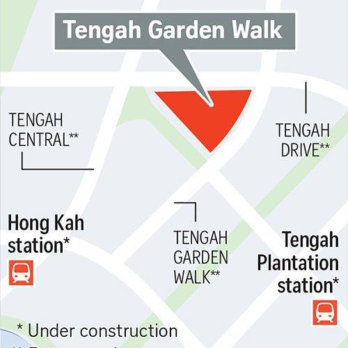 Tengah Garden Walk EC