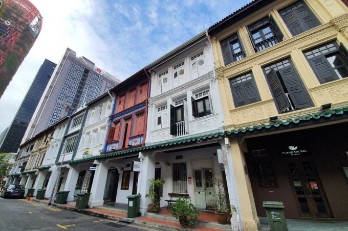 Read more about the article Five shophouses, three Bukit Timah Plaza retail units for sale