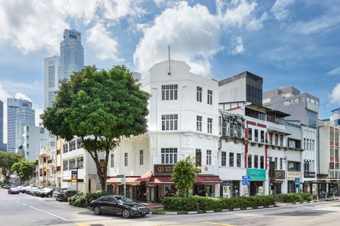 Read more about the article New Bridge Road shophouses up for sale