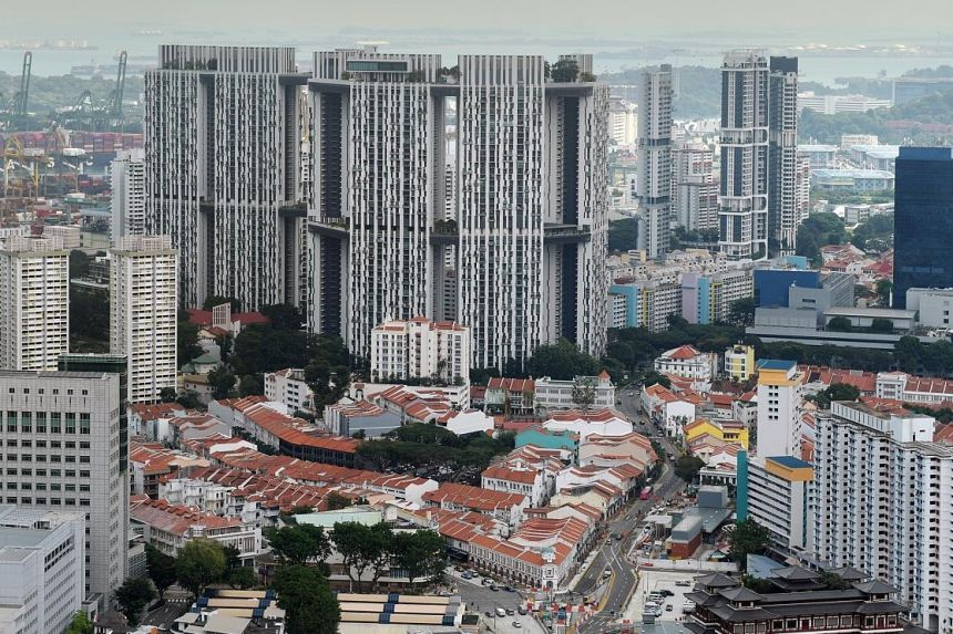 Read more about the article Not all million-dollar resale flats located in central area