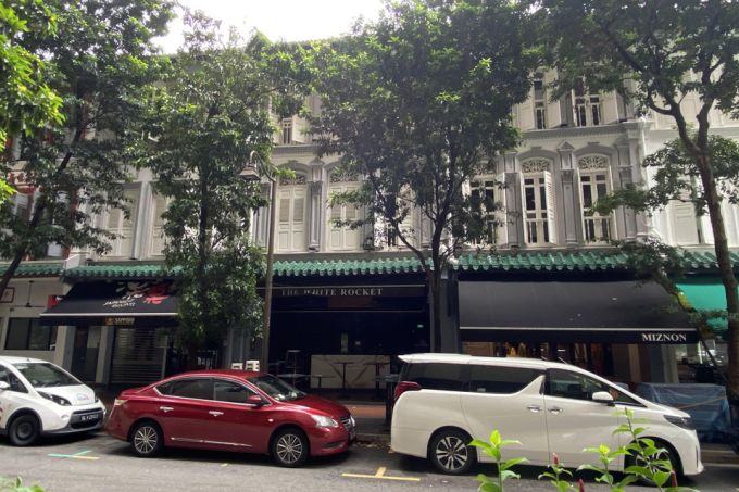 Read more about the article Brisk sales in shophouse market this year