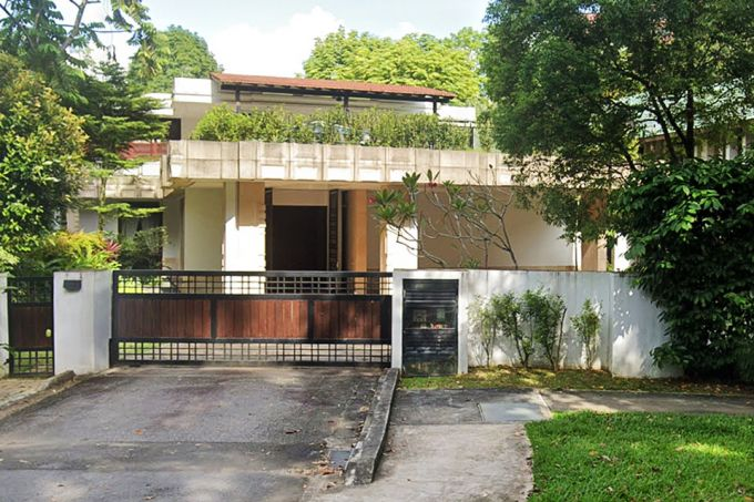 Read more about the article Two bungalows in Cluny Road in early stage of being sold for S$91m