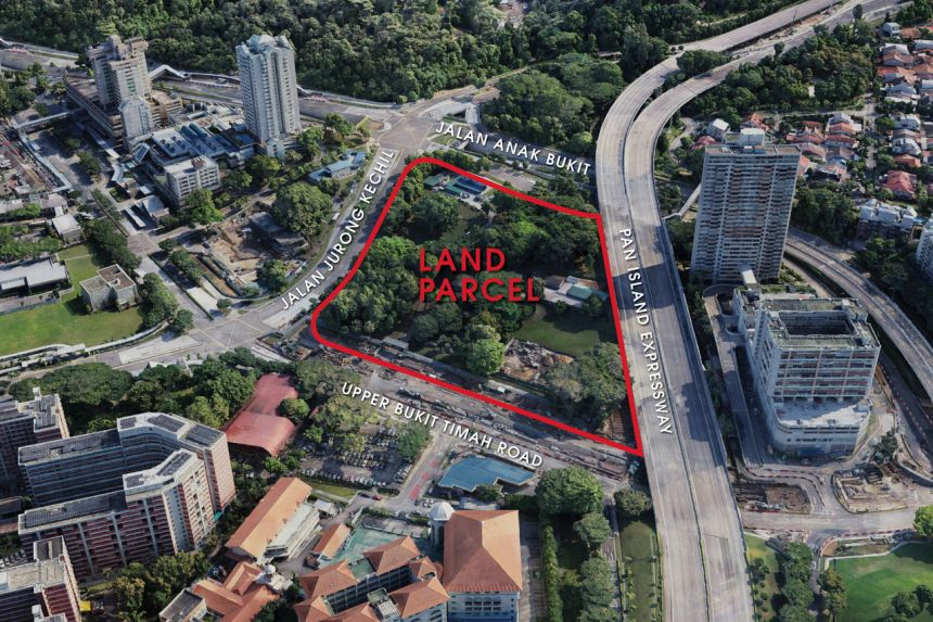 Read more about the article Jalan Anak Bukit tender closes with five bids