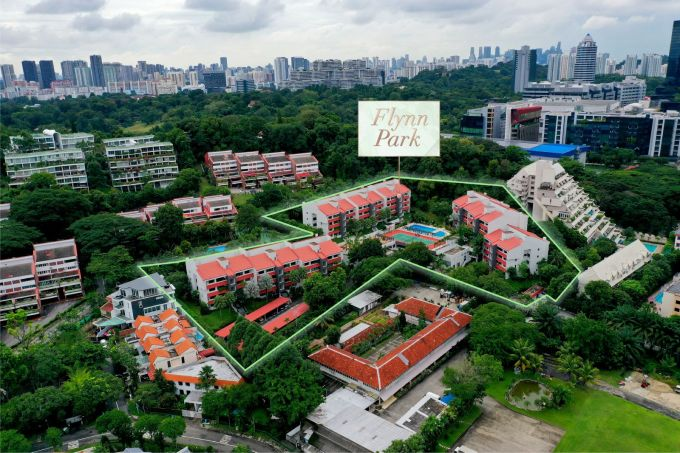 Read more about the article Flynn Park in Pasir Panjang tries for en bloc sale again