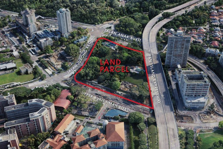 Read more about the article Tender for land parcel in Jalan Anak Bukit awarded to Far East Organization, Sino Group